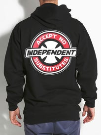 Independent Accept No Substitutes GP Hoodie