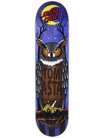 Santa Cruz Asta Owl Deck 7.6 x 31.5