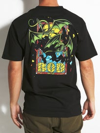 Santa Cruz Bod Boyle Stained Glass T-Shirt