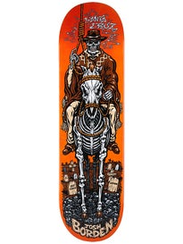 Santa Cruz Borden Cowboy Deck  8.6 x 32.3