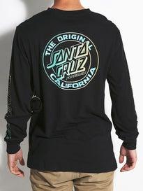 Santa Cruz Cali Fade 2 Longsleeve T-Shirt