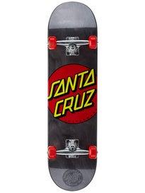 Santa Cruz Classic Dot Black Comp 8.2 x 31.69