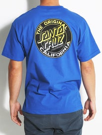 Santa Cruz Cali Dot Fade T-Shirt