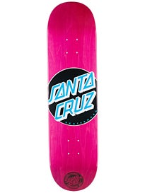 Santa Cruz Classic Dot Pink Deck  8.0 x 31.6