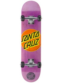 Santa Cruz Classic Dot Purple Mini Complete 7 x 29.2