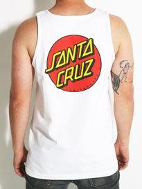 Santa Cruz Classic Dot Tank Top