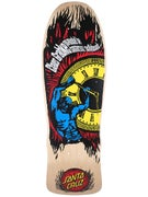 Santa Cruz Grabke Hold Back Time Natural Deck 10.1x31
