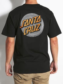 Santa Cruz Coiled Dot T-Shirt