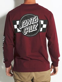 Santa Cruz Contest L/S T-Shirt