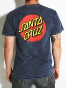 Santa Cruz Classic Dot Mineral T-Shirt