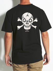 Santa Cruz Dressen Crossbones T-Shirt