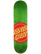 Santa Cruz Deuces Green Deck  8.125 x 31.7