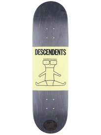 Santa Cruz Descendents Grow Up Deck 8.5 x 32.2