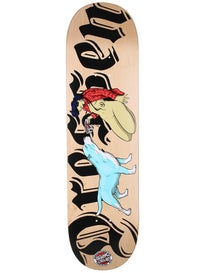 Santa Cruz Dressen Loyalty Deck  8.6 x 32.5