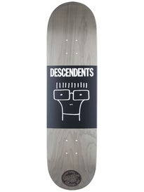 Santa Cruz Descendents Milo Head Deck 8.25 x 31.8