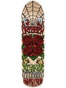 Santa Cruz Dressen Roses 2 Deck  8.75 x 31.9