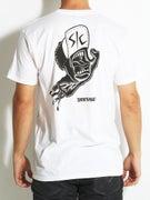 Santa Cruz Dressen Hand T-Shirt