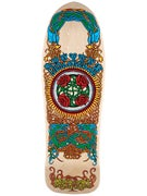 Santa Cruz Dressen Roses Natural Deck  10.3 x 31.64