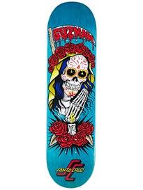 Santa Cruz Guzman Muerte Bae Deck  8.2 x 31.9