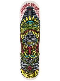Santa Cruz Guzman Aztec Deck  8.2 x 32.9