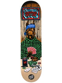Santa Cruz Guzman Poker Dog Deck  8.2 x 31.9