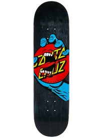 Santa Cruz Hand Dot Hard Rock Maple Deck 8.25 x 31.8