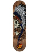 Santa Cruz Headdress Deck  8.35 x 32.3