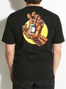Santa Cruz x Marvel Iron Man Hand T-Shirt