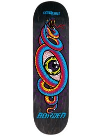 Santa Cruz Borden Hypnotize Deck 8.6 x 32.3
