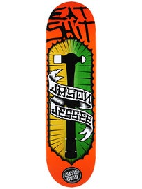 Santa Cruz Jessee Eat Shit Deck  8.5 x 32.2
