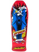 Santa Cruz Grosso Demon Red Deck  10 x 30.07