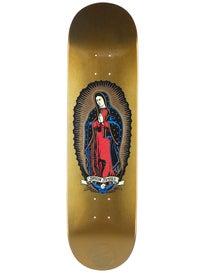 Santa Cruz Jessee Guadalupe Gold Deck 8.125x31.7