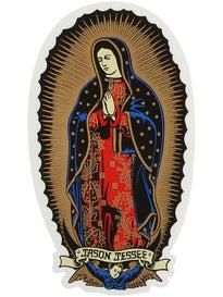 Santa Cruz Jessee Guadalupe 6 Sticker