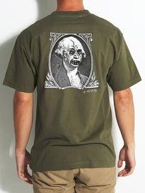 Santa Cruz J. Jessee Dollar T-Shirt