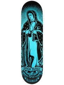 Santa Cruz Jessee Guadalupe 8.5 Blue Deck  8.5 x 32.2