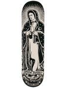 Santa Cruz Jesse Guadalupe White Wash Deck  8.2 x 31.9
