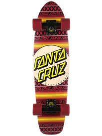 Santa Cruz Jammer Serape Complete  7.4 x 29.1