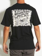 Santa Cruz Jailhouse Slasher T-Shirt