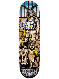 Santa Cruz Jessee Tribute Deck 8.5 x 32.2