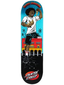 Santa Cruz Johnson Venice Beast Deck  8.375 x 32