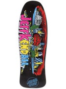 Santa Cruz Kendall Pumpkin Black Deck  10.0 x 30.12