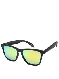 Santa Cruz SCS Strip Sunglasses  Matte Black/Orange