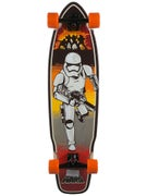 Santa Cruz x Star Wars Ep. 7 Stormtrooper Comp 9.3x36