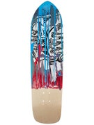 Santa Cruz Lucero Hand Deck  8.5 x 32.35