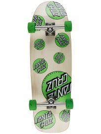 Santa Cruz Multi Dot 80s Cruzer Comp 9.99x32.31