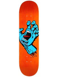 Santa Cruz Minimal Hand Eight Deck  8.0 x 31.6