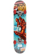 Santa Cruz x Marvel Iron Man Hand Micro Comp  6.75x28.5