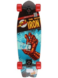 Santa Cruz x Marvel Iron Man Hand Shark Comp 8.8 x 27.7