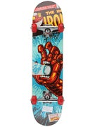 Santa Cruz x Marvel Iron Man Hand Mid Comp  7.25x29.9
