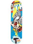 Santa Cruz x Marvel Thor Hand Deck  8.25 x 32